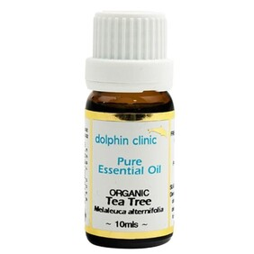Organic essential oil TEA TREE  10ml