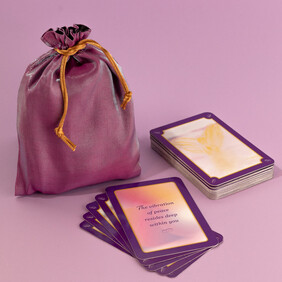 Cards : Insights from Heaven by Annie Jameson PINK
